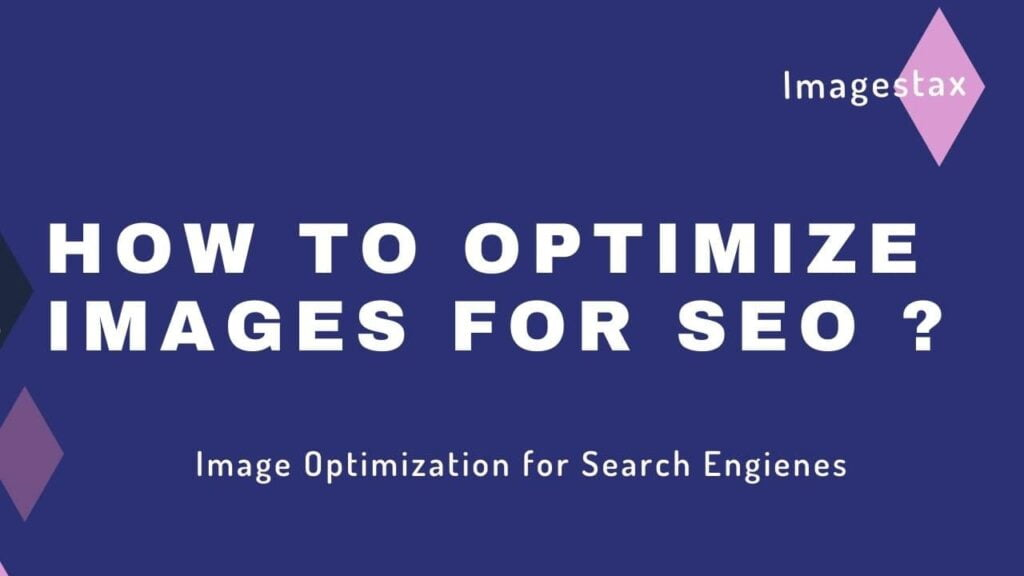 Optimize images for search engiene